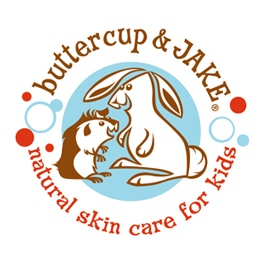 My line of natural skincare products for children