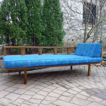 Mid-Century Modern Daybed, $1,178, now featured on Fab.