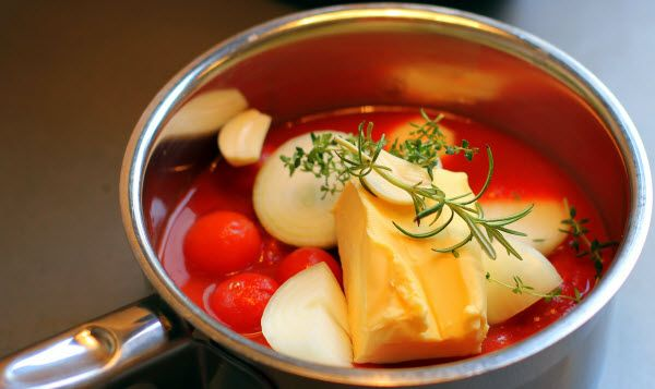 World's best tomato sauce (in Danish) | Food | Pinterest