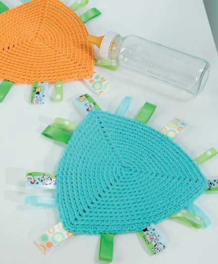 Free Easy Crochet Patterns For Baby Toys : Crinkle toy crochet pattern Crochet Baby Pinterest