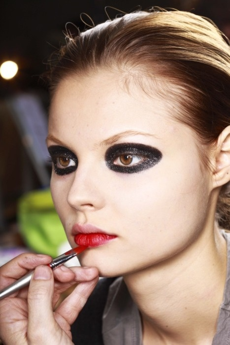 Raccoon Eyes submited images | Pic2Fly Raccoon Eyes Makeup