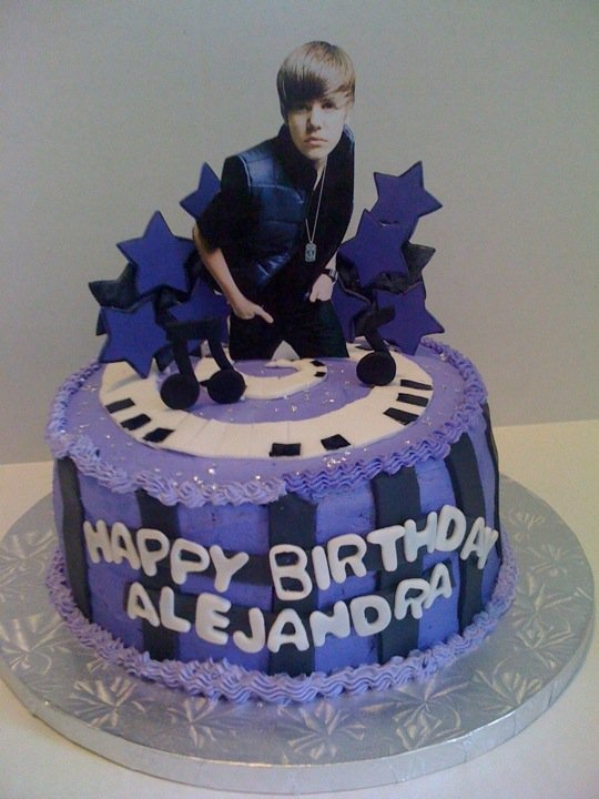 Justin Bieber Cakes At Walmart