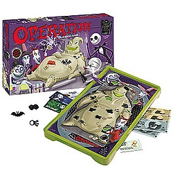 Nightmare Before Christmas™ Operation Game $32.00 NEED this!