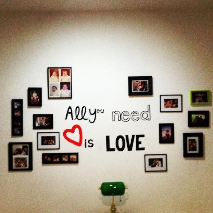 Pinterest - Decoracion con fotografias ...