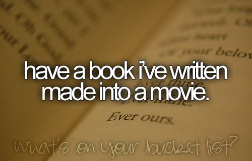 book into a movie