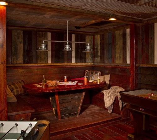 Great basement game room log home basement ideas pinterest