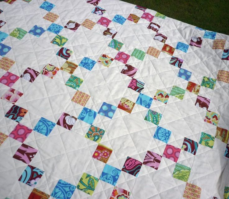 Jelly roll pattern garden trellis sewing quilting for Garden trellis designs quilt patterns