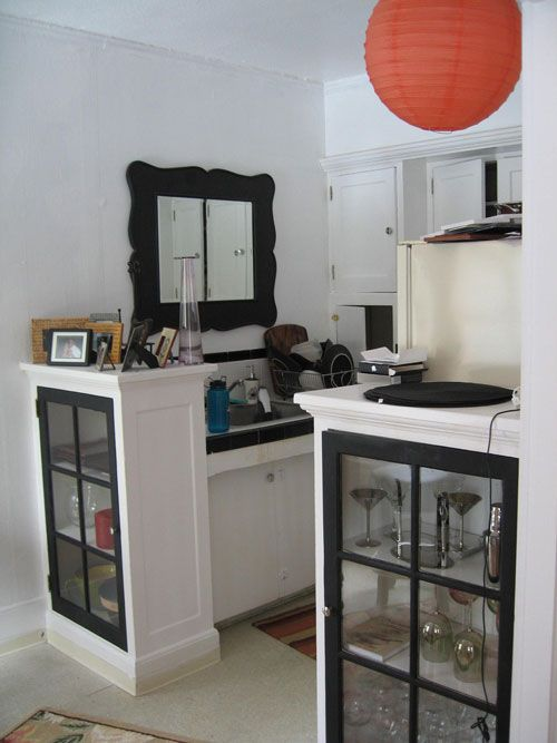 Tips Compacte Keuken : Small Enclosed Kitchen