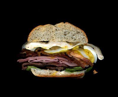 Homemade: Chivito | Sandwiches | Pinterest