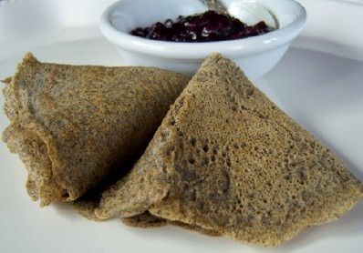 Buckwheat Crepes - Recipe for Gluten Free Buckwheat Crepes