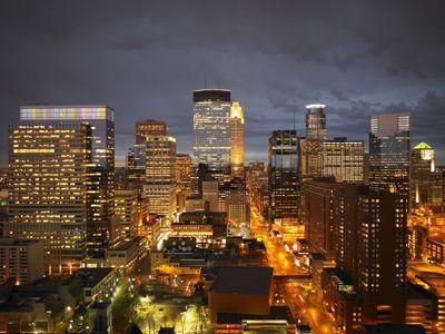 Minneapolis - St Paul, Minnesota