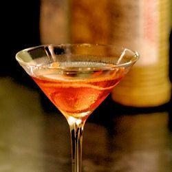 Martinez cocktail | Classy Cocktails | Pinterest