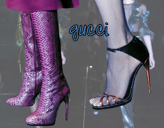 The Best Shoes from the Fall 2013 Runways