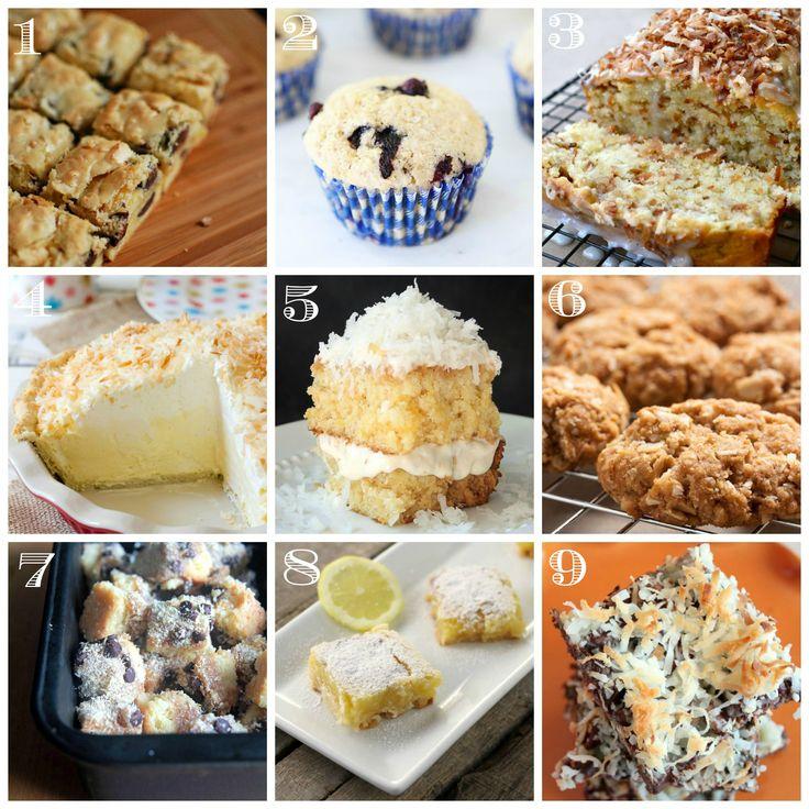 Best coconut dessert recipes • CakeJournal.com