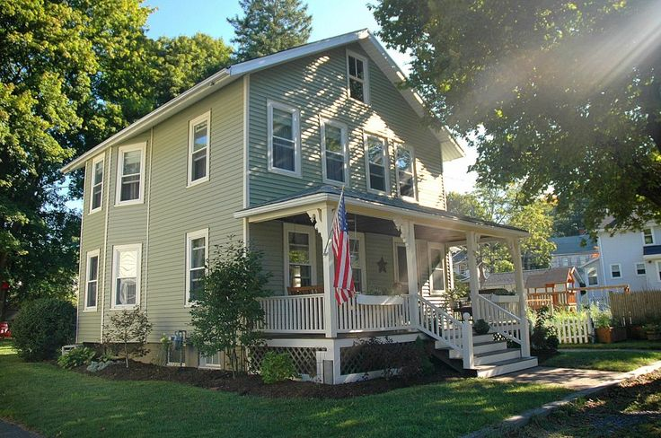 Colonial Farmhouse, GORGEOUS!!! | My Dream House | Pinterest