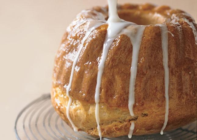 LEMON GLAZED LEMON BREAD | Breads and such | Pinterest