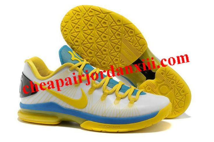 Kd V Home Nike KD V 5 Eli...