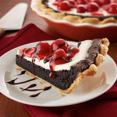 Pin by april baker on fun food pinterest for Black forest torte recipe