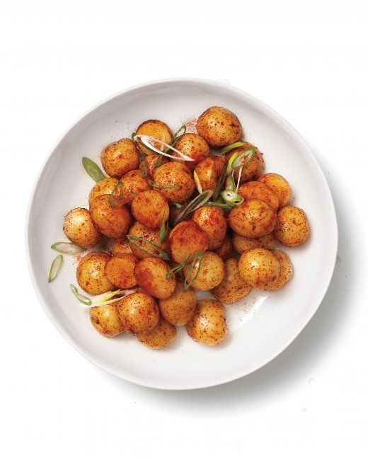 Smoky Potato Salad with Sherry Vinaigrette | Recipe