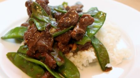 Beef with Snow Peas posted on whatskpcooking.com | chinese food ...