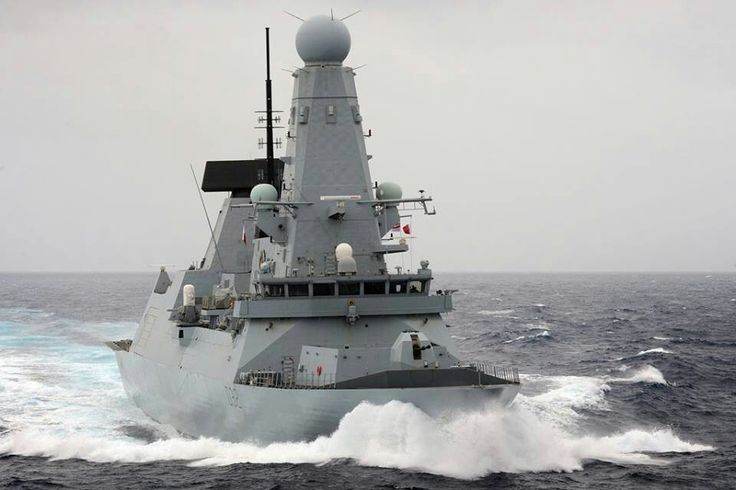 type 45 destroyer military pinterest