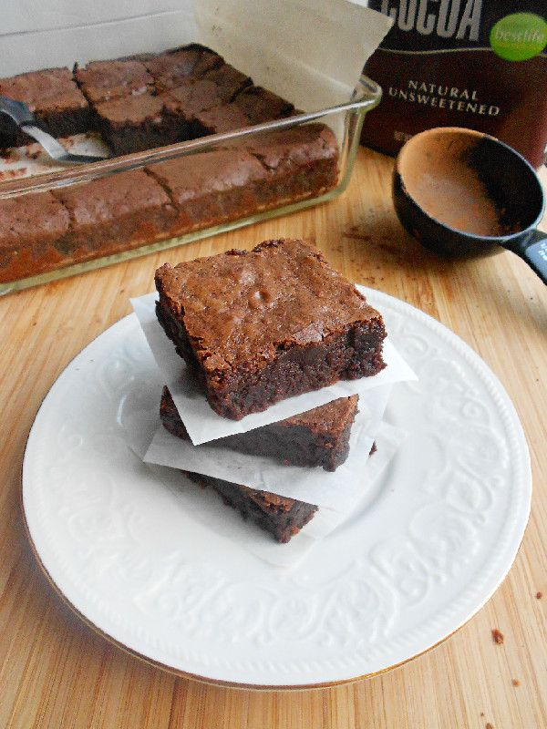 Culinary Couture: My Favorite Brownies | Sweet Tooth | Pinterest