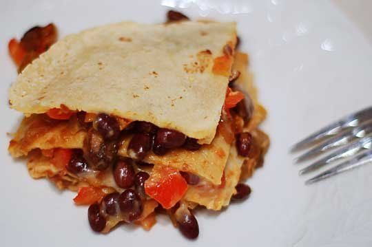 Recipe Review: Quesadilla Pie from Simply Recipes - Note for later use ...