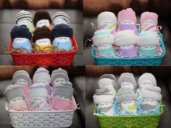 Baby Gift Basket Diapers : Diaper babies gift basket adorable of socks wash