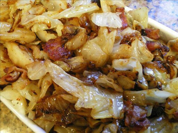 how to make soul food cabbage