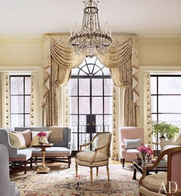dramatic dining room curtains pinterest