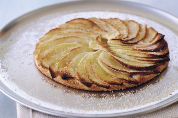Apple galette | Recipes to try | Pinterest
