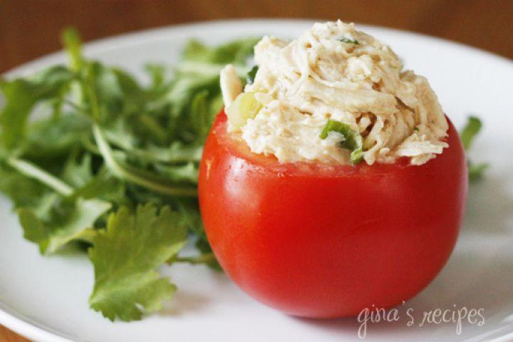 Cilantro Chicken Salad | Recipes | Pinterest