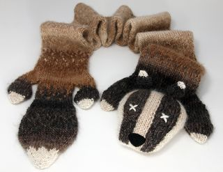 badger scarf - Google Search | Autumn time | Pinterest