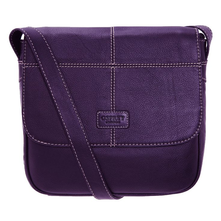 Osprey shoulder bag purple