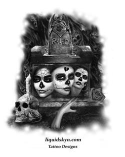 ... the Dead Haunted Headstone. http://www.liquidskyn.com/apps/webstore