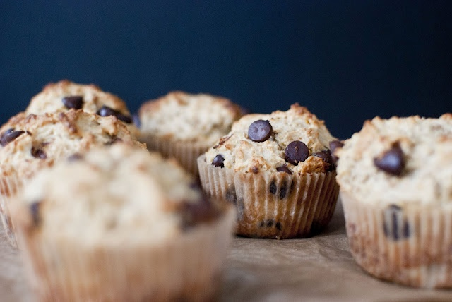 Orange Chocolate Chip Muffins. They make the BEST ones at Flying Star ...
