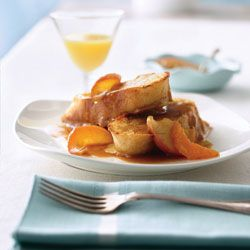 Baked Orange Pecan French Toast | French Toast Project | Pinterest