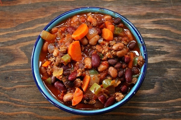 Chili! Chili chili chili chili chili! 3 bean chili!! recipes-to-try