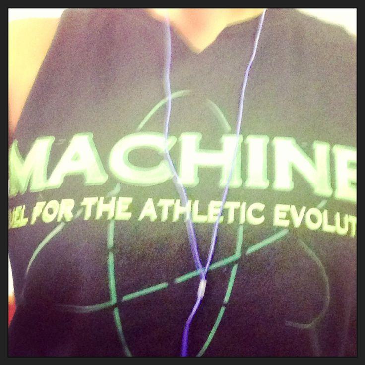 im a machine