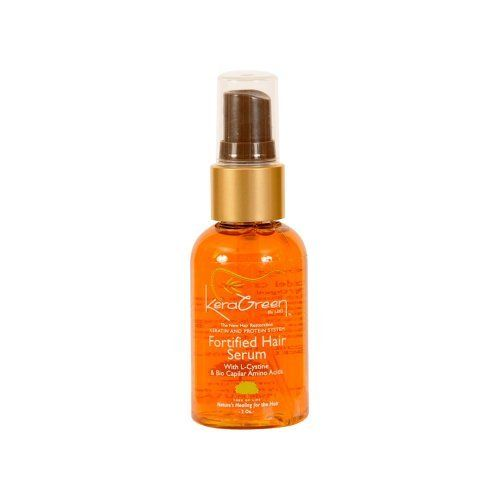 Hair Serum : KeraGreen Fortified Hair Serum 2 oz. by KeraGreen, http://www.amazon ...