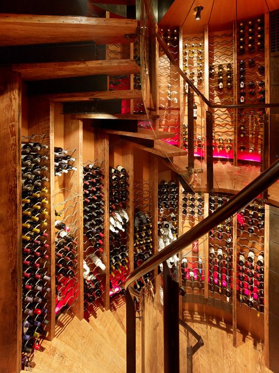 Home Wine Cellar Design Painting Delectable Inspiration
