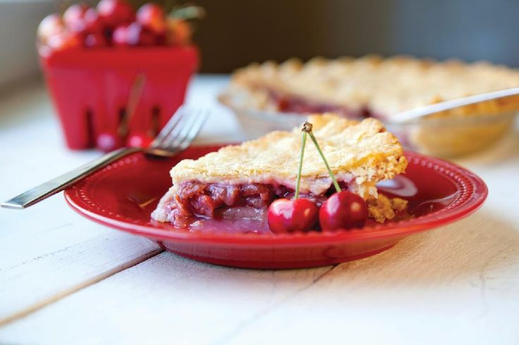 Sour Cherry Pie Filling Recipe | Eat [ Dessert ] | Pinterest
