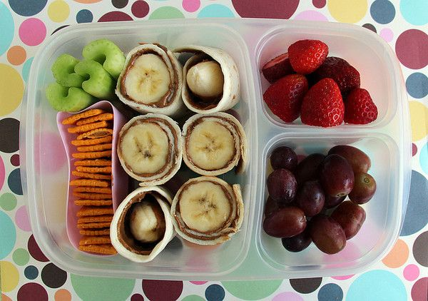 What's in our lunch box: Fun, fast banana dog bites packed in this ...