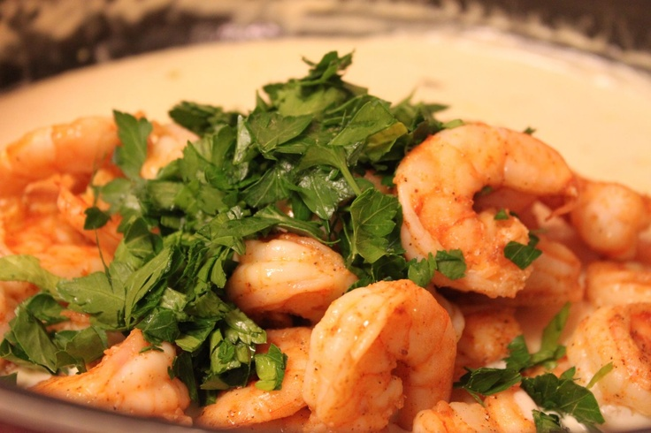 Well-Seasoned Life: Shrimp and Pasta with Creole Cream Sauce