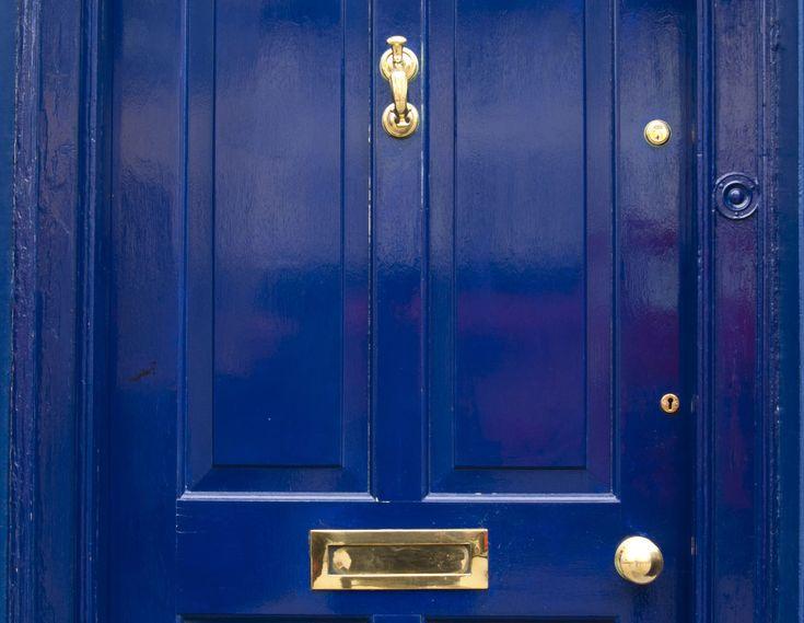 Pick your perfect front door color - Feng shui front door colors ...