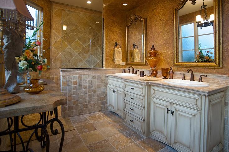 Elegant Master Bath Baths Laundry Pinterest