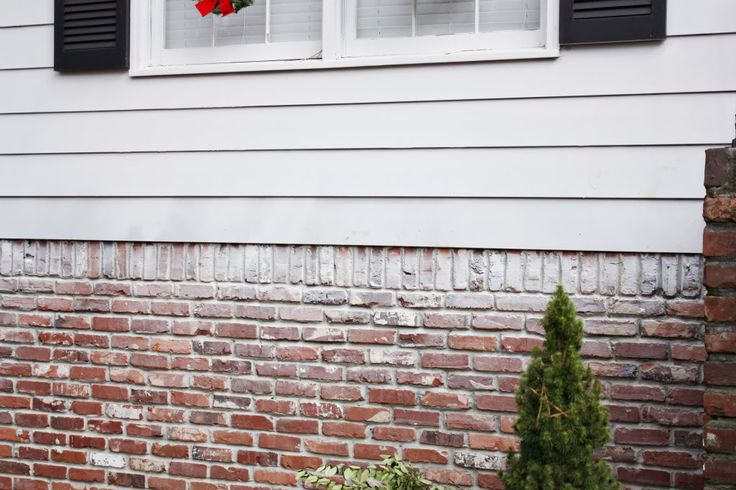 How To Remove Paint From Exterior Brick The Outdoors Pinterest