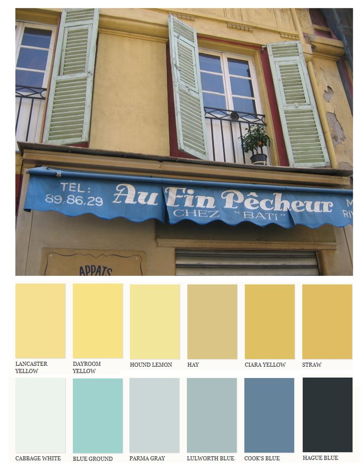 Pinterest for French provincial paint colors