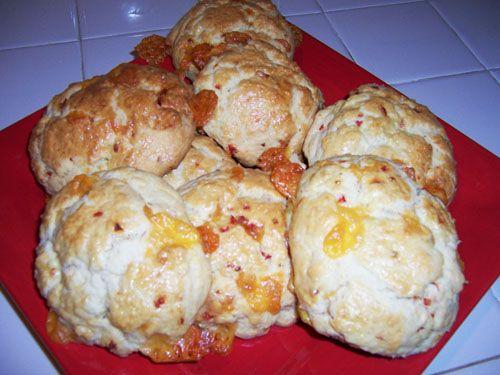 Jalapeno Cheddar Scone Recipe PIC #1 | Food | Pinterest