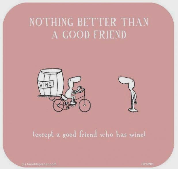 Funny Friendship Quotes Wine Funny Love Quotes Mesmerizing Quote About Great Friends And Wine